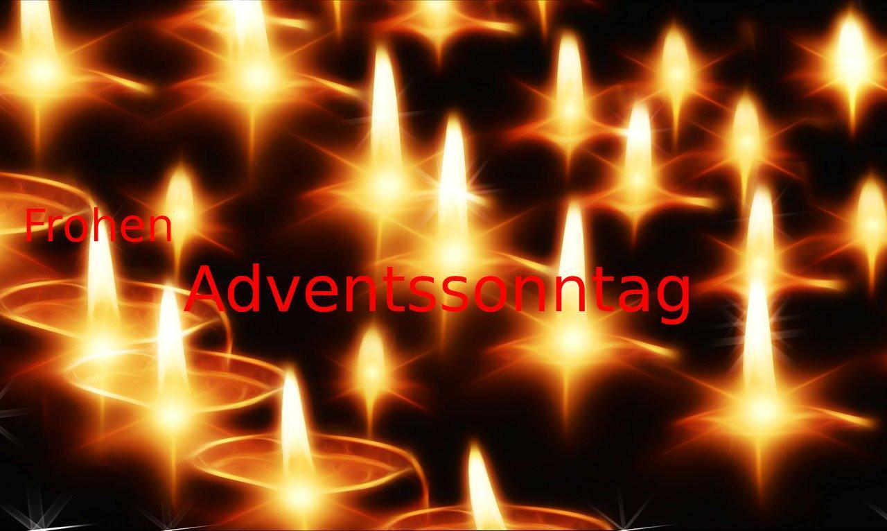 Advent Bild